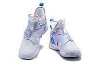 "Кроссовки Nike Lebron Zoom Soldier 12 (XII) ""White/ Blue"" (40-46), фото 3"