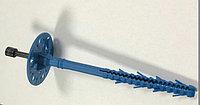 Дюбель для теплоизоляции Levod (гвоздть пластиковый) 10*180