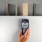 Детектор скрытых объектов в стенах BOSCH GMS 120 Professional, фото 4