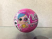 Кукла LOL surprise, L.O.L. Surprise Lil sisters Series eye spy wawe 2,  Лол лил систерс (Декодер) волна 2