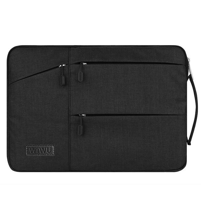 Чехол Wiwu Pocket Sleeve для MacBook 15.6 Black