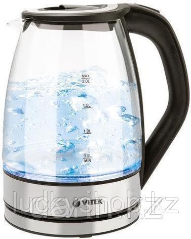 Чайник электрический Vitek 1.8л, фото 2
