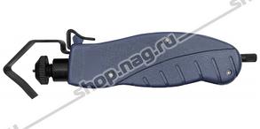 Стриппер для кабелей димаетром 25-36 мм, пластиковый SNR-HT-335
