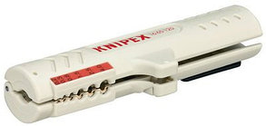 Инструмент для удаления оболочки с кабелей для передачи данных Knipex KN-1665125SB