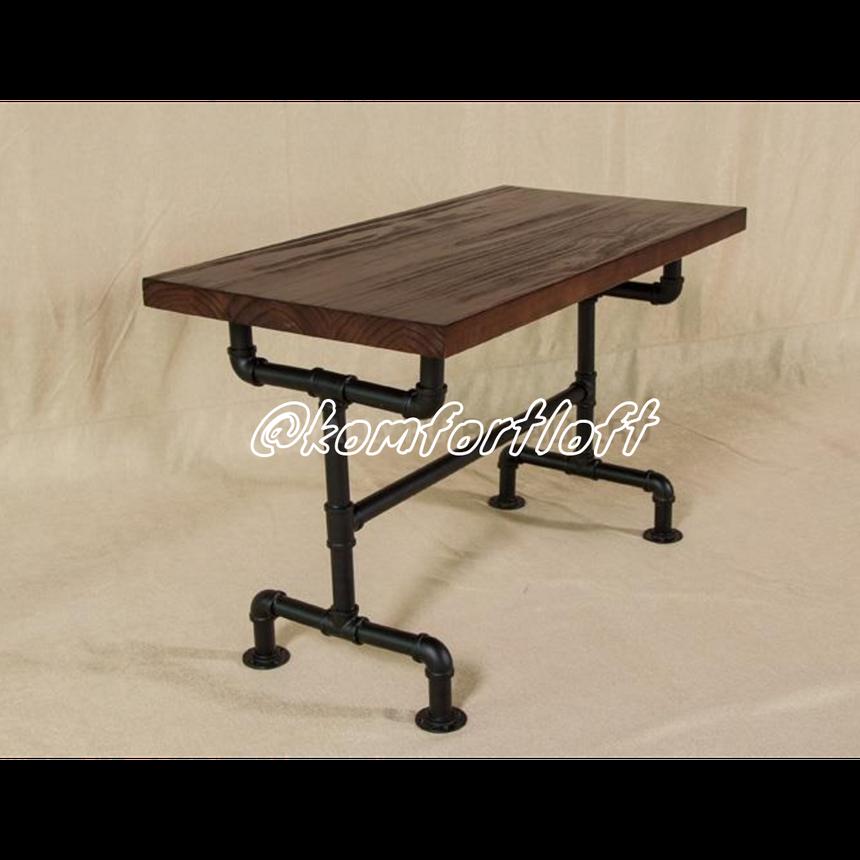 Стол для баров или кафе стиль Лофт (каркас из металла), фото 2