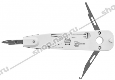 Инструмент для заделки витой пары, с сенсором SNR-HT-3141 (KRONE-TOOL)