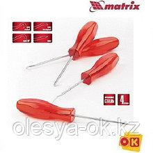 Набор крюков для слесарных работ, 4 шт. Matrix