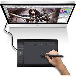 Графические планшеты, LED - планшеты и мониторы