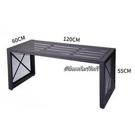 Стол металлический в стиле Лофт, фото 2