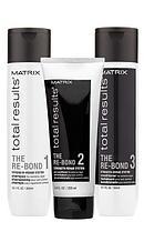 Matrix Total Results Re-Bond - линейка для экстремального восстановления волос.