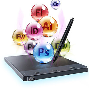 Графический планшет Huion H420