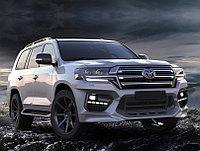 Обвес Renegade для Toyota Land Cruiser 200, фото 1