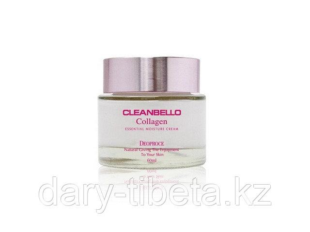 Deoproce Cleanbello Collagen Essential Moisture Cream -Увлажняющий коллагеновый крем от морщин