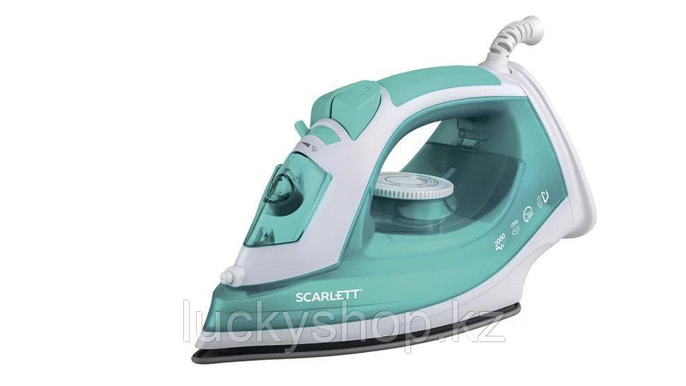 Утюг Scarlett 2000W SC-SI30P09 (бирюзовый)