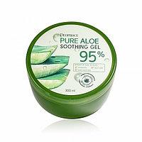 Deoproce Pure Aloe Soothing Gel 95%- универсальный гель  алое 95%