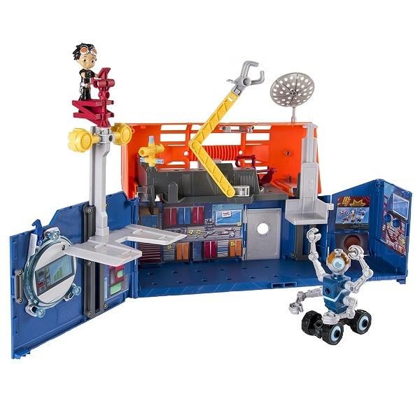 Новинка! Игрушка Rusty Rivets строительная лаборатория Расти - фото 2