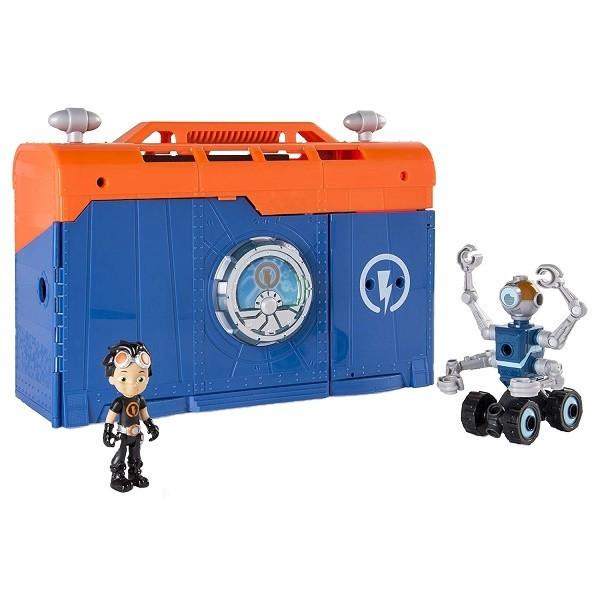 Новинка! Игрушка Rusty Rivets строительная лаборатория Расти - фото 3