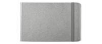 Блокнот формата А5, Серый