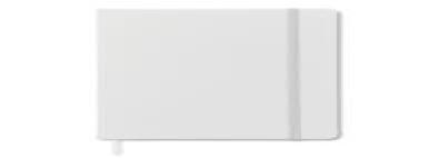 Блокнот формата А5, Белый