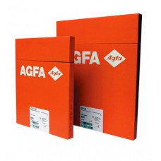 Рентген пленка зеленочувствительная AGFA ho CP-GU ECO  100   30 cm x 40 cm