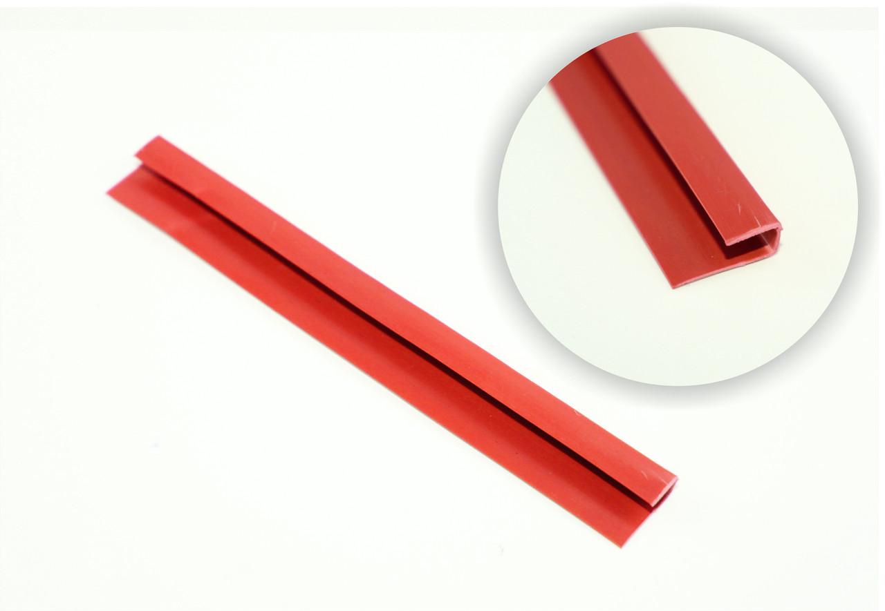 Кайма 3мм красная