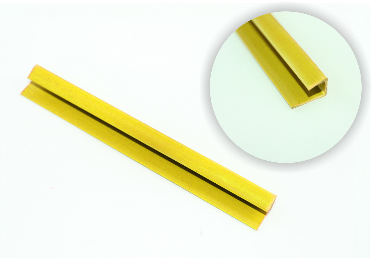 Кайма 5мм желтая