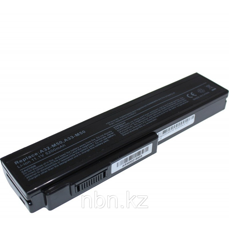 Батарея / аккумулятор A32-N61 Asus M50 / N53 / N61