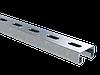 DKC С-образный профиль 41х21, L500, толщ.1,5 мм, горячеоцинкованный