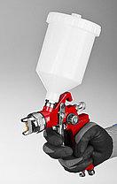 "Краскопульт пневматический ЗУБР ""МАСТЕР"" ""МХ 250"", c верхним бачком, 1,4мм, фото 3"