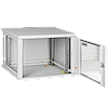 Настенный разборный шкаф  9U 600х450, фото 2