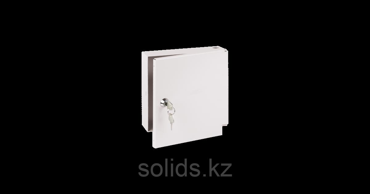 Оптический кросс настенный  до 8 SC/FC портов или 16 LC портов неукомплектованный
