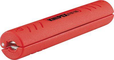 Инструмент для снятия изоляции с коаксиальных кабелей Knipex KN-1660100SB