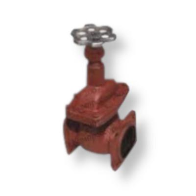 Задвижка чугунная клиновая для бензовоза (Ду40-80)