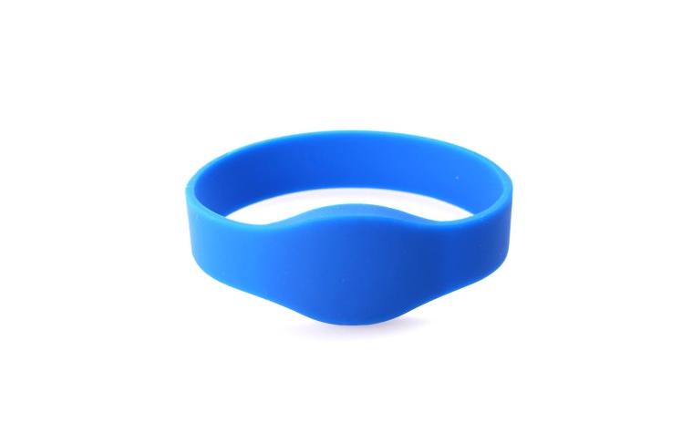 Браслет ST-PT065EM-BL с EM идентификатором, диаметр 65 мм, синий