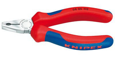 Плоскогубцы комбинированные малые Knipex KN-0805110