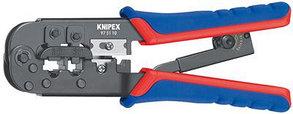Инструмент для опрессовки штекеров типа Western Knipex KN-975110