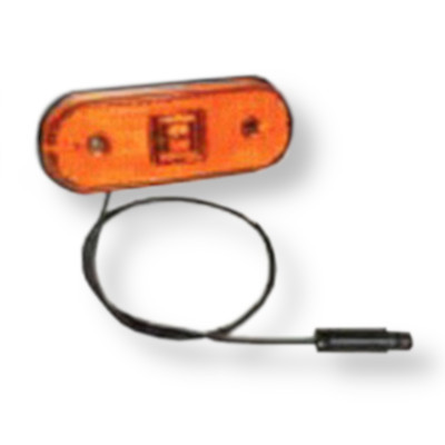 Боковые фонари встроенные с кабелем 0,5 м