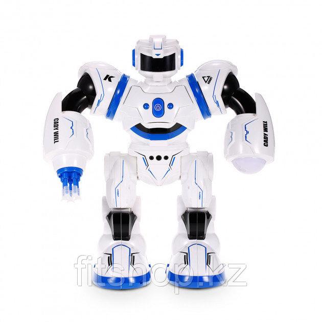 Cady Will  Большой боевой робот
