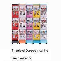 Игровой автомат - Three level Capsule