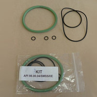 """Набор уплотнительных колец для адаптера 4"""" для API для нижнего налива без рычага и глазка"""