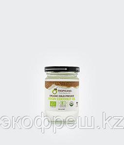 Кокосовое масло холодного отжима Tropicana 200 мл