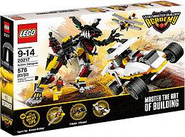 20217 Lego Master Builder Academy Дизайнер: Экшены, Лего Академия изобреталей