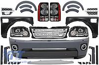 Рестайлинг пакет для Land Rover Discovery 3-4
