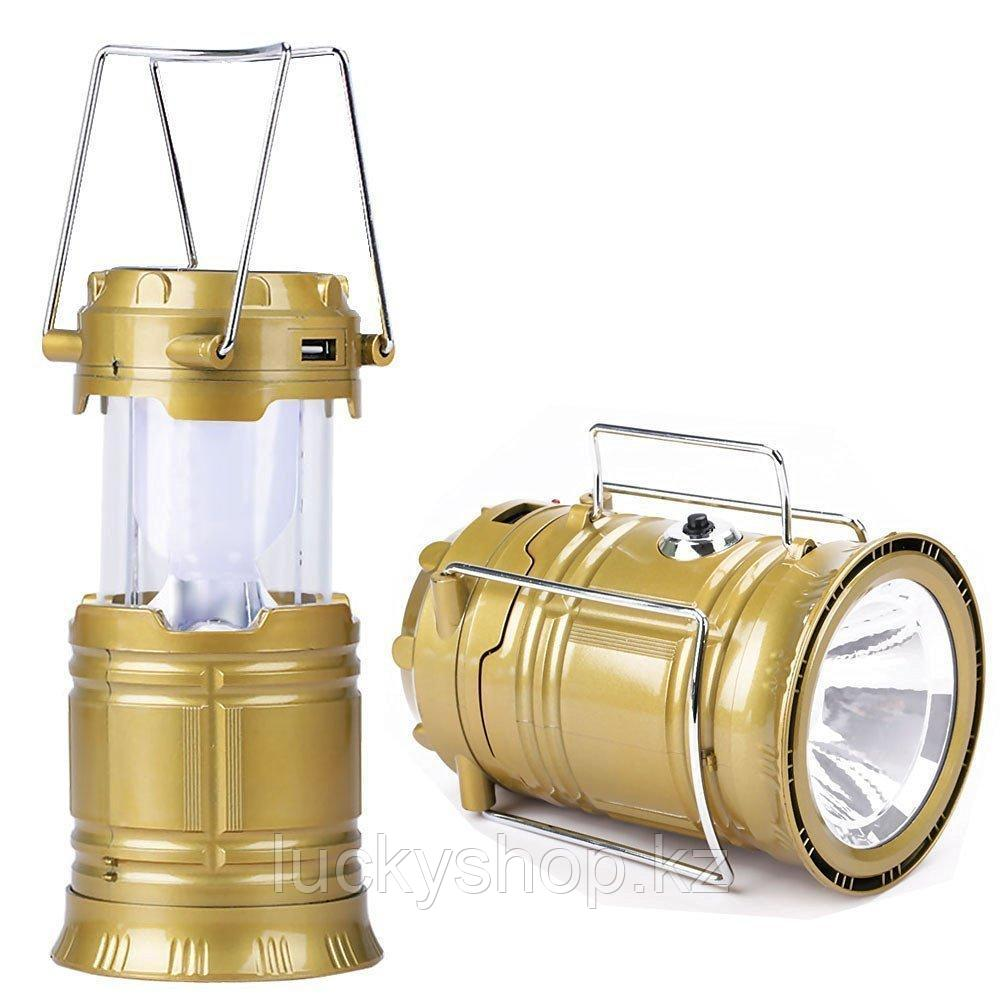 Rechargeable Camping Lantern 6 led - кемпинговый светодиодный фонарь