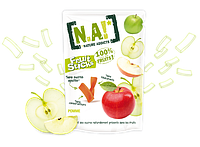Безглютеновые Органические фруктовые полоски Яблоко ,35 грамм,Произведено в Бельгии