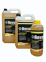 REVAL Антифриз G13 Classic (желтый) Канистра 5 кг.