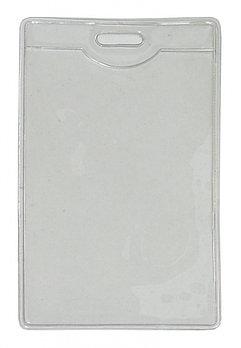Кармашек вертикальный гибкий виниловый ST-AC201VP