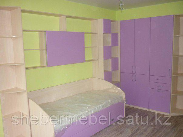 Мебель для детской комнаты на заказ!!!