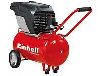 Компрессор TE-AC 400/50 Объем 50 литров 2,6 кВт Давление 10 бар 400 л./мин Einhell
