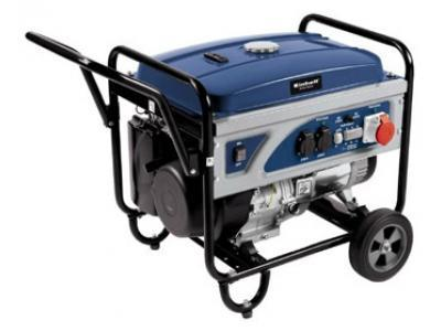 Генератор бензиновый Einhell BT-PG 4000  , 4-х тактный двигатель. Einhell